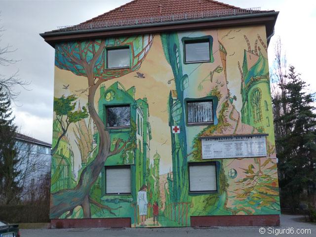 Hausmalerei